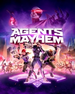 Agents of Mayhem (PC DIGITAL)