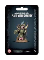 W40k: Death Guard: Plague Marine Champion