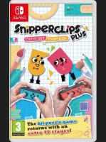 Snipperclips +: Cut it out, together!