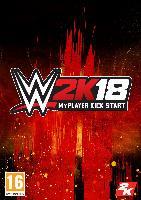 WWE 2K18 MyPLAYER Kick Start (PC) DIGITAL (PC)