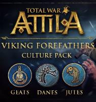 Total War: ATTILA – Viking Forefathers Culture Pack (PC) DIGITAL