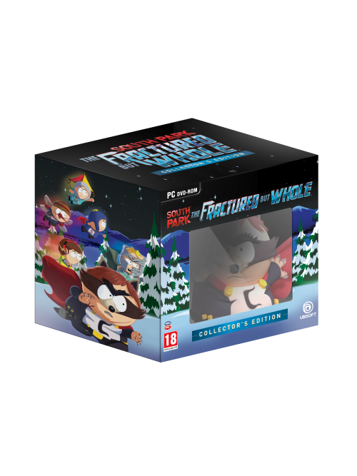 South Park: The Fractured But Whole - Collectors Edition (poškozená krabička)