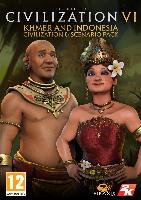 Sid Meiers Civilization VI - Khmer and Indonesia Civilization and Scenario Pack (PC) DIGITAL