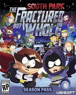 South Park The Fractured But Whole Season Pass (PC DIGITAL) (PC)