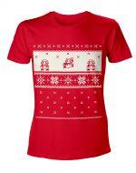 Tričko Mario Vánoce