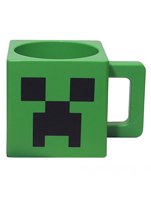 Hrnek Minecraft - Creeper (PC)