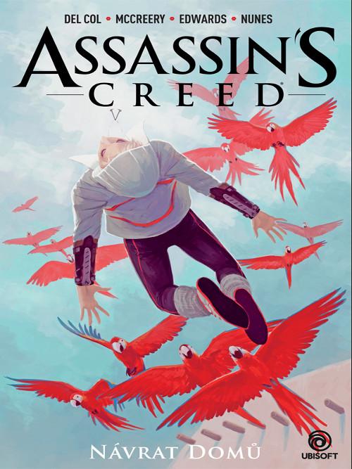 Komiks Assassins Creed 3: Návrat domů (PC)