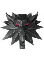 Nástěnný medailon Zaklínač - Vlk (Limitovaná svítící edice)