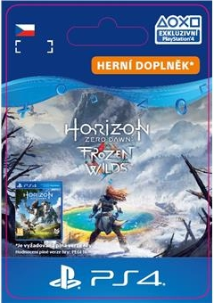 Horizon Zero Dawn: The Frozen Wilds (PS4 DIGITAL)