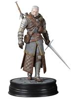 Figurka Zaklínač 3 - Geralt Grandmaster Ursine Armor (poškozená krabička)