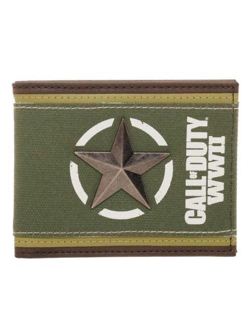 Peněženka Call of Duty: WWII - Logo (PC)