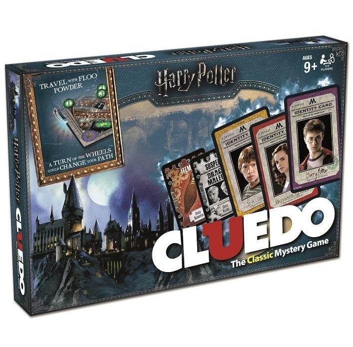 Desková hra Cluedo: Harry Potter