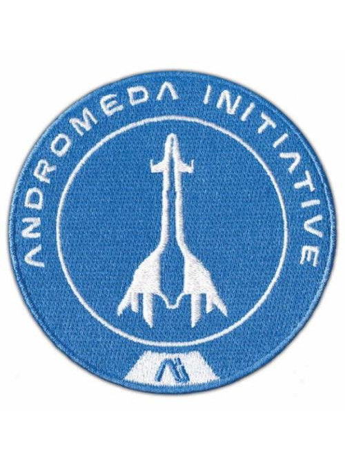 Nášivka Mass Effect: Andromeda - Andromeda Initiative (PC)
