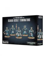 W40k: Thousand Suns - Scarab Occult Terminators (5 figurek)