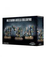 W40k: Militarum Auxilla - Bullgryns