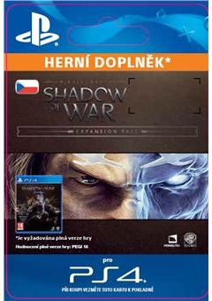 Middle-earth: Shadow of War - Expansion Pass (PS4 DIGITAL)