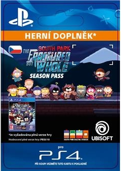 South Park: The Fractured but Whole - Season Pass (PS4 DIGITAL)