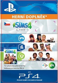 The Sims 4 Bundle (PS4 DIGITAL)