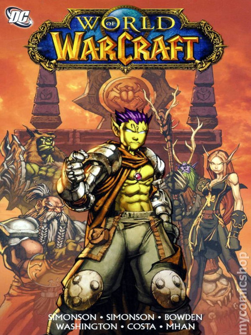 Komiks World of Warcraft 4 (PC)
