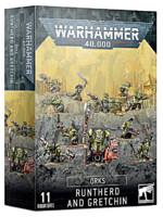 W40k: Ork - Gretchin (11 figurek)