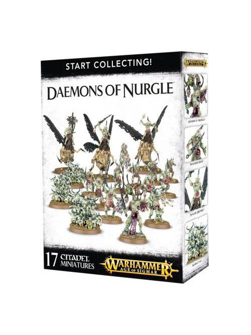 W-AOS: Start Collecting - Daemons of Nurgle (PC)