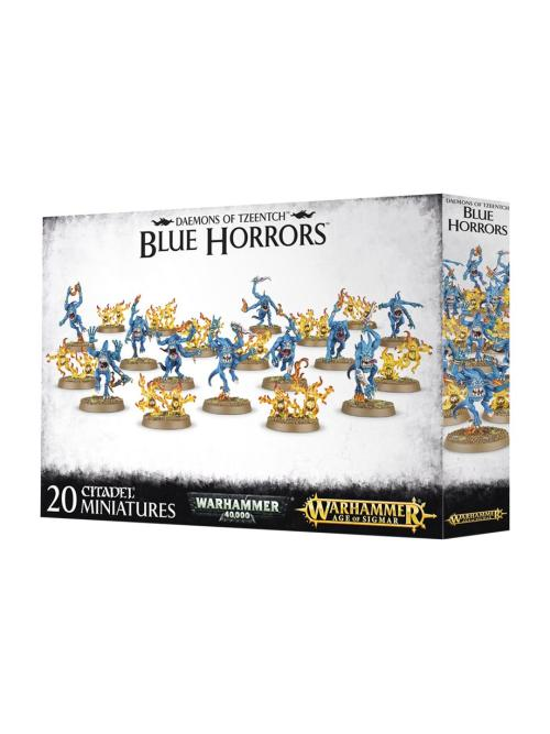W-AOS: Daemons of Tzeentch - Blue Horrors (PC)