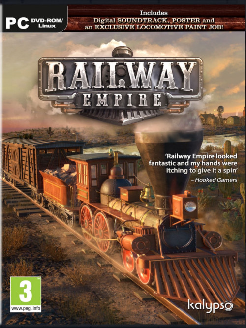 Railway Empire - Day 1 Edition