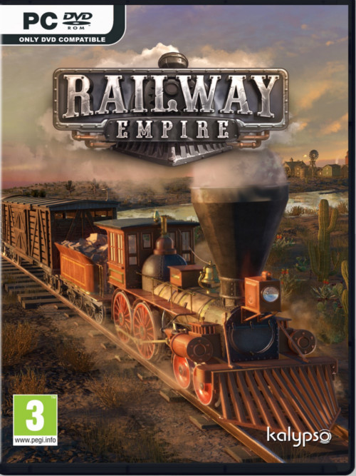 Railway Empire - Day 1 Edition (PC)