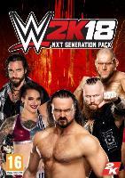 WWE 2K18 NXT Generation Pack (PC DIGITAL)