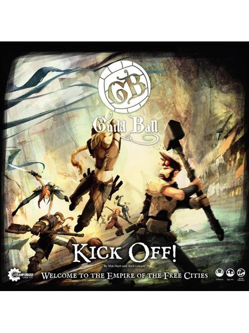 Desková hra Guild Ball: Kick Off! (PC)