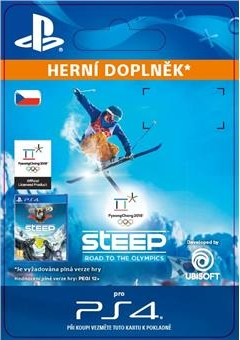 Steep™  Road to the Olympics (PS4 DIGITAL)
