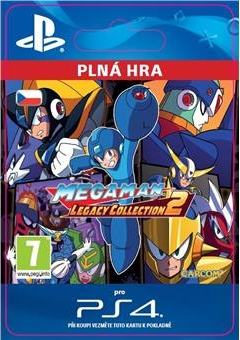 Mega Man Legacy Collection 2 (PS4 DIGITAL)