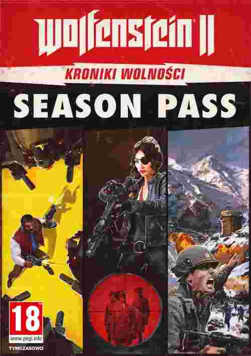 Wolfenstein II: The New Colossus -  Season Pass (PC DIGITAL)