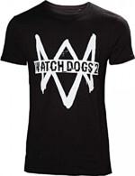 Tričko Watch Dogs 2 (velikost S)