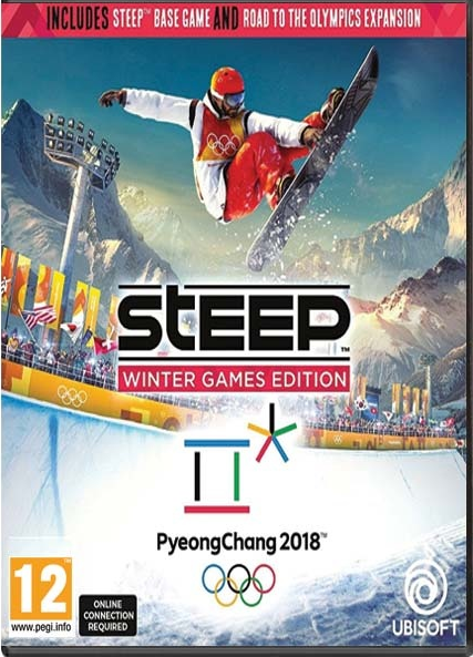 Steep - Winter Games Edition (PC)