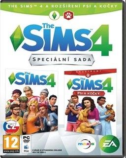 The Sims 4 + rozšíření Psi a kočky (DIGITAL)