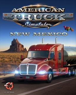 American Truck Simulator New Mexico (DIGITAL)