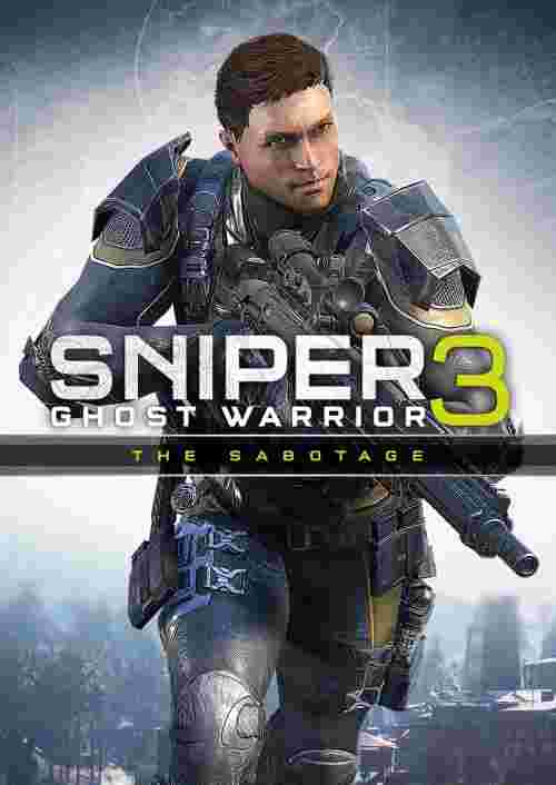 Sniper Ghost Warrior 3 - The Sabotage (PC) DIGITAL