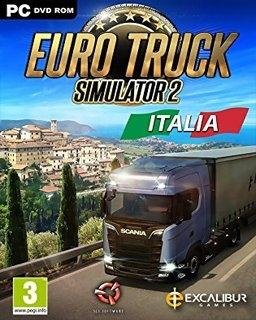 Euro Truck Simulátor 2 Italia (PC DIGITAL) (PC)