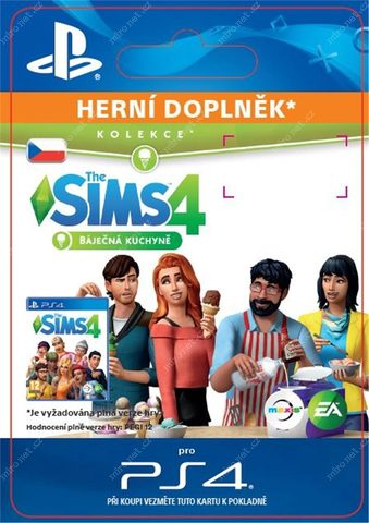 The Sims 4 Cool Kitchen Stuff (PS4 DIGITAL)
