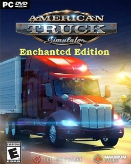American Truck Simulator Enchanted Edition (DIGITAL)