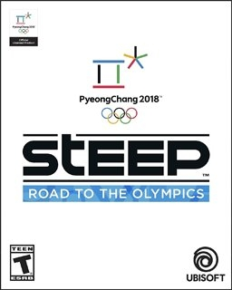 Steep Road to the Olympics (DIGITAL)