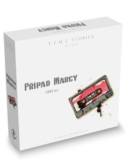 Desková hra T.I.M.E Stories - Případ Marcy (rozšíření) (PC)