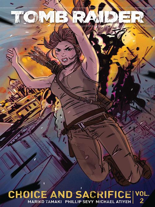 Komiks Tomb Raider II Volume 2: Choice and Sacrifice (PC)