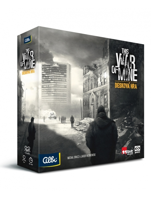 Desková hra This War of Mine