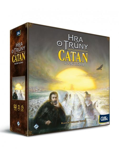 Desková hra Catan - Hra o Trůny (PC)
