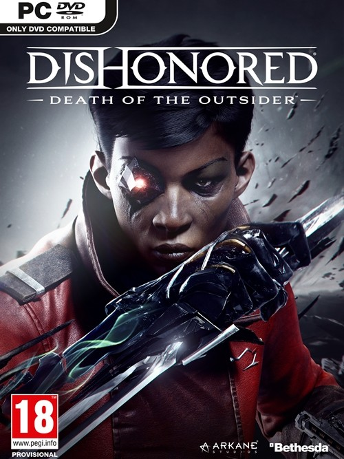 Dishonored: Death of the Outsider (DIGITAL)
