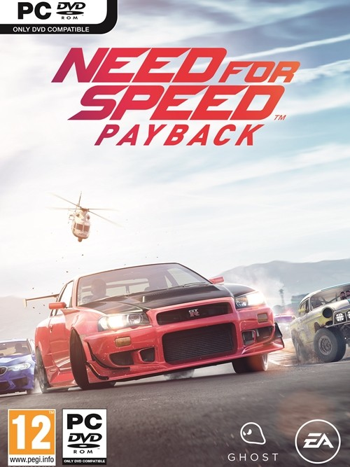 Need for Speed: Payback (DIGITAL) (PC)