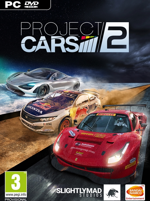 Project CARS 2 (DIGITAL)