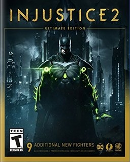 Injustice 2 Ultimate Edition (DIGITAL)
